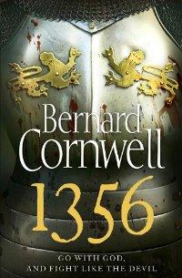 1356 Bernard Cornwell - book cover