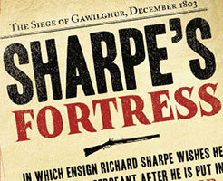 What are the different Sharpe books in order?
